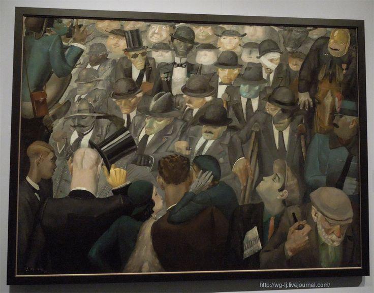 Кольцов С.В. - Парад инвалидов в Париже, 1933