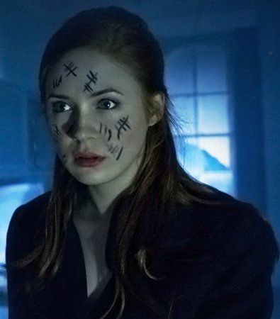 Is this Amy Pond? I forgot!