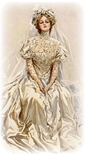 Pinterest the world s catalog of ideas for Victorian era wedding dresses