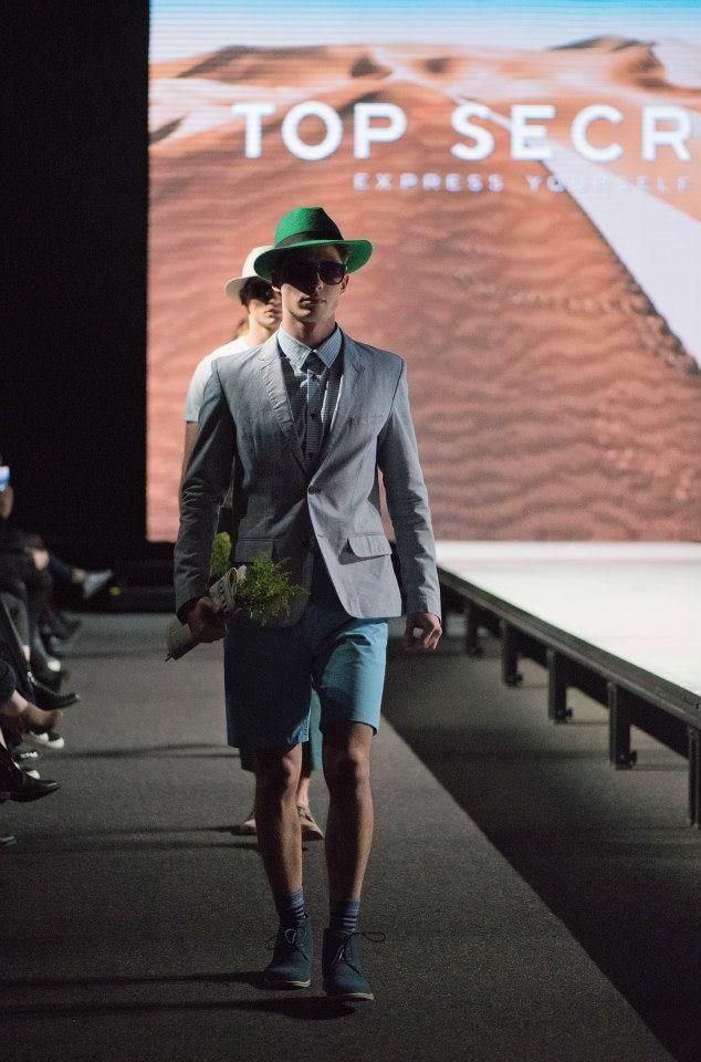 Modne męskie ubrania na wiosnę i lato 2015 #SS15 od #topsecret
