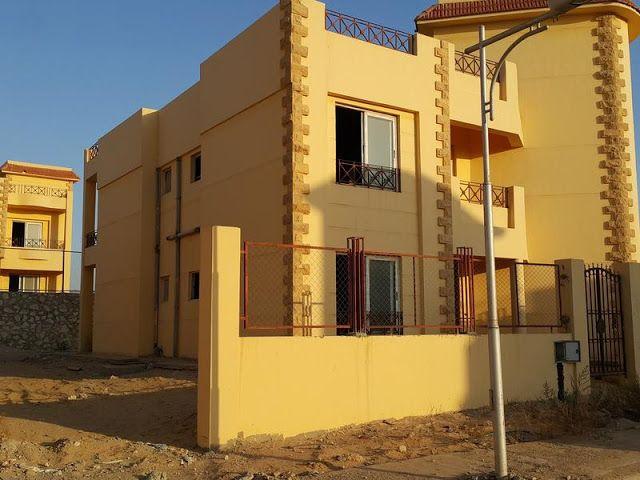 فلل جولف السليمانية فيلا للبيع بجولف السليمانية مصر اسكندرية الصحراوي Resort Villa Villa Resort