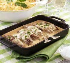 Lövbiff är perfekt när du vill att middagen ska vara festlig men ändå gå snabbt att laga!