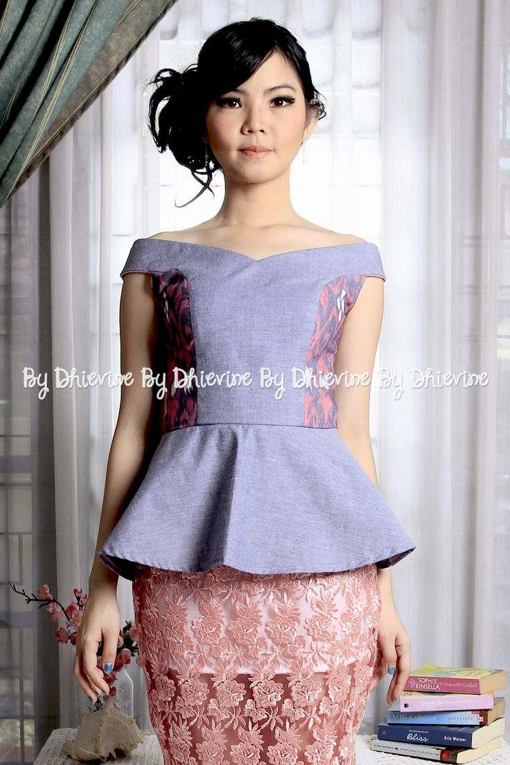 Saraswati Ikat Top | DhieVine | Redefine You
