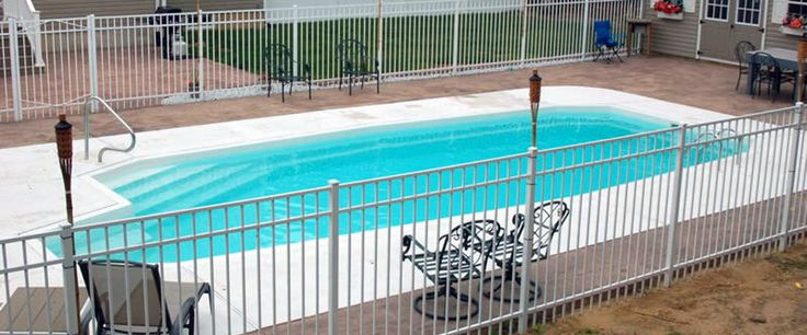 Dolphin Azures ID Fiberglass Pools for sale New Jersey: Dolphin Industries