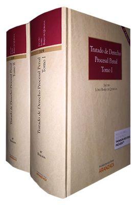 Se trata de un libro que abarca toda la materia relativa al Derecho Procesal Penal absolutamente actualizada con todas las modificaciones legales y jurisprudenciales que afectan a esta materia. El libro se diferencia de otros en la profundidad con que se tratan los temas y en su permanente actualización. Se trata de un libro que atendiendo siempre a...
