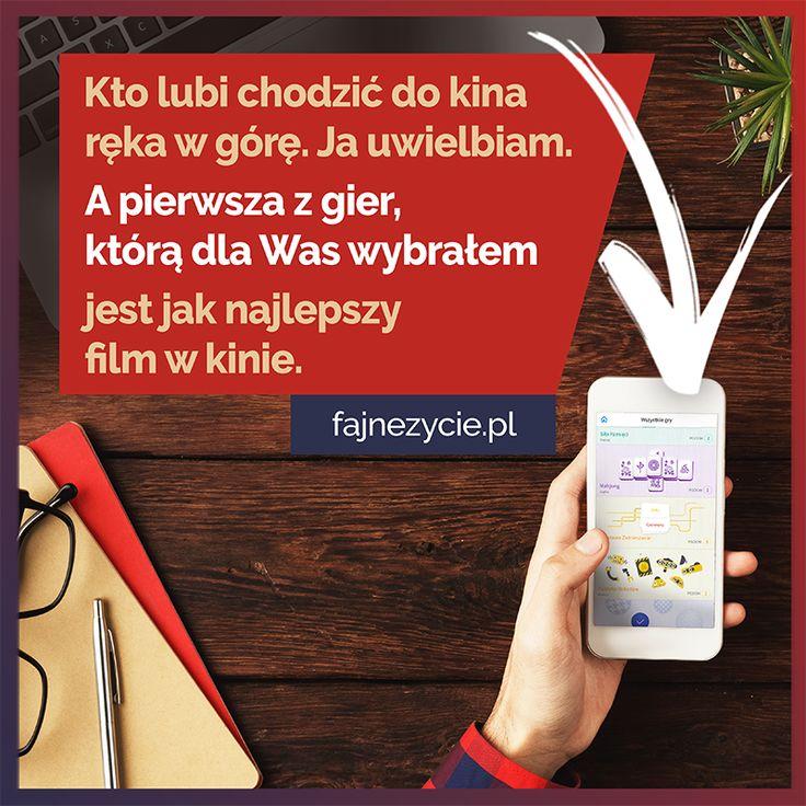 Gry i Twój smartfon https://fajnezycie.pl/gry-i-twoj-smartfon/