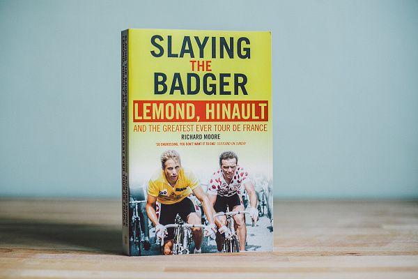Isadore Apparel - Slaying the Badger - Greg LeMond, 'L'Americain': fresh-faced, prodigious newcomer. This is supposed to be his year. #isadoreapparel #roadisthewayoflife #cyclingmemories