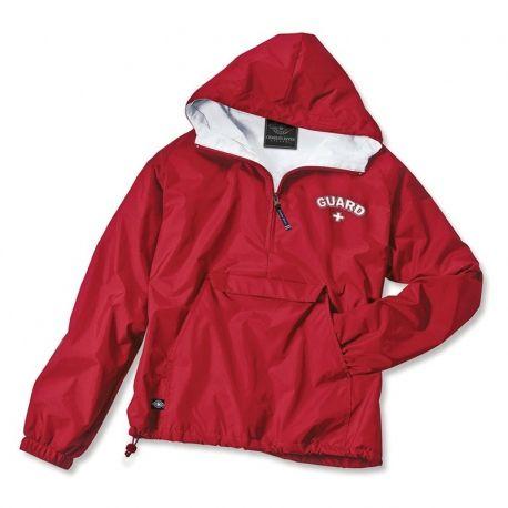 Guard Pullover Jacket $34.00