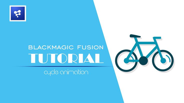 Blackmagic Fusion Tutorial _ Cycle animation