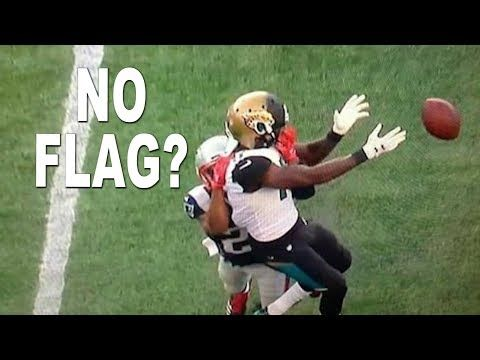 Eagles To Play Patriots & Referees in Super Bowl 52 - YouTube
