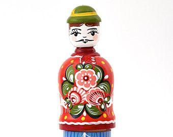 Matryoshka Gorodetsky merchant. Art: 109-005-0001-15 - Edit Listing - Etsy