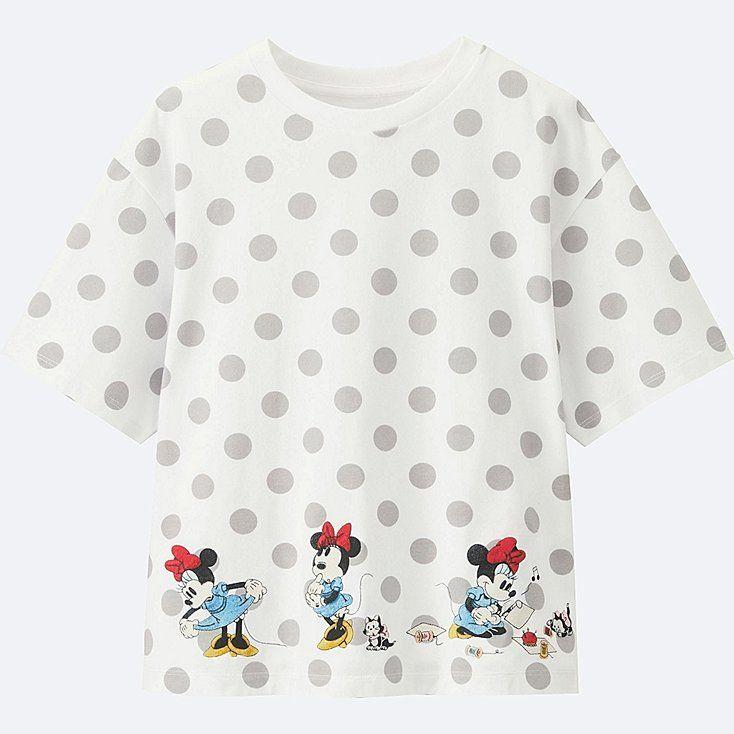 T-Shirt Olympia Le-Tan x Disney FEMME