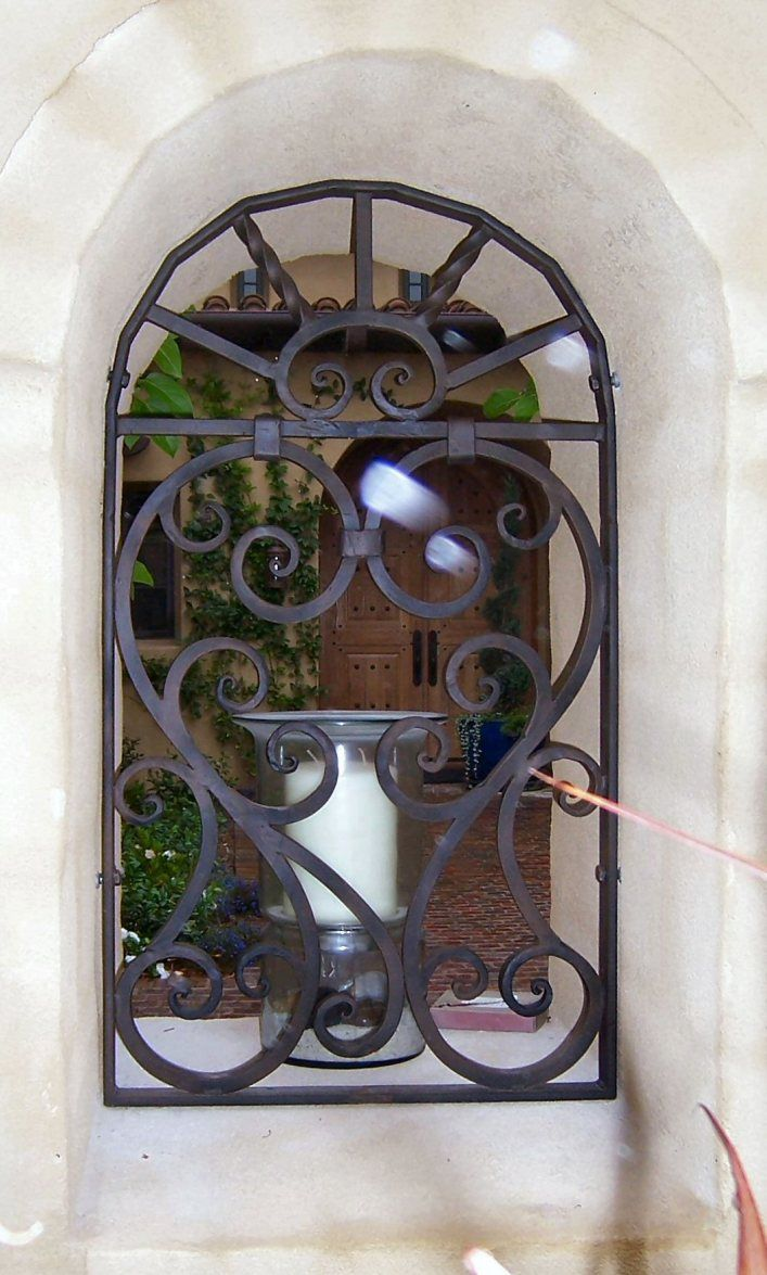 Best burglar bars images on pinterest front doors