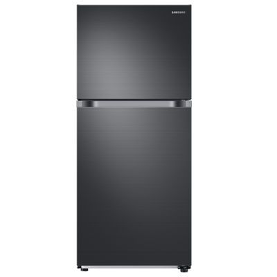 Samsung 17.6 cu. ft. Top Freezer Refrigerator with FlexZone™ Freezer and Ice Maker RT18M6215SR/AA - JCPenney