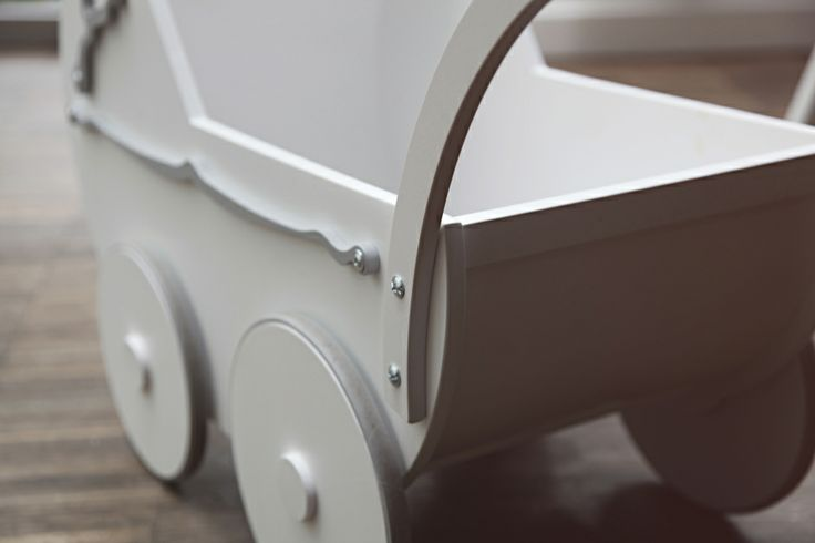 Mądry Prezent: wózek od wooden story