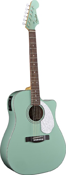 Fender Sonoran SCE - Surf Green B-Stock- The one that I want