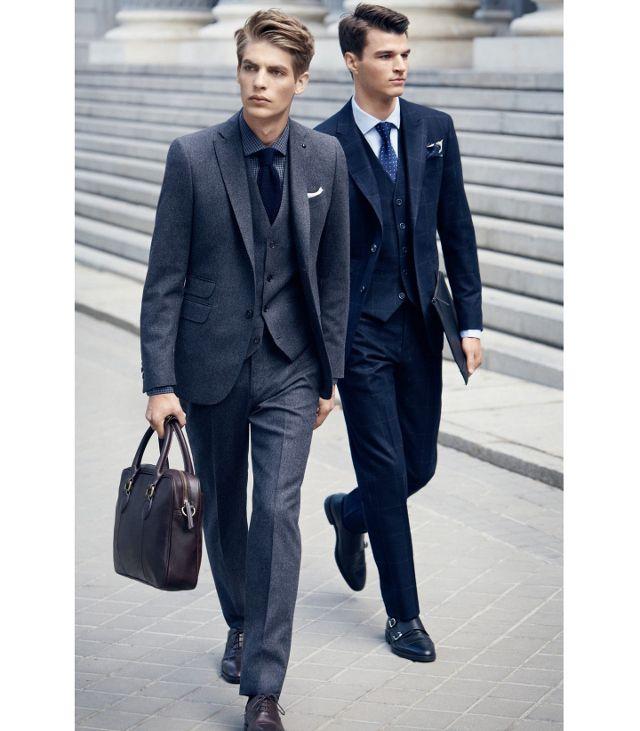 Magnífico estilo urbano en el nuevo lookbook de Mango Man | Rayas y Cuadros: Blog de Moda Masculina