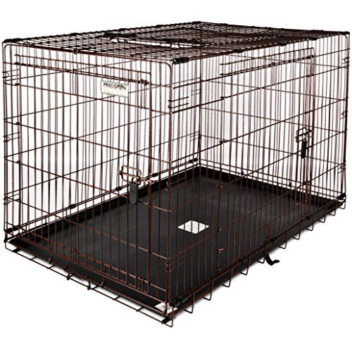 "Precision Pet ""Great Crate Elite,"" Triple Door Dog Crate"
