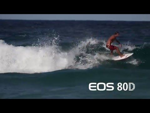 Introducing the Canon EOS 80D Camera - YouTube