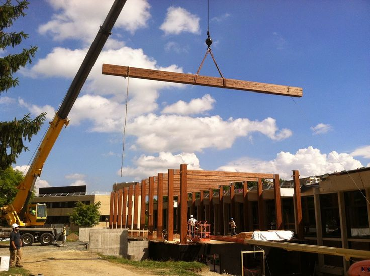 Corning Community College Commons and Library | Wood Times Blog