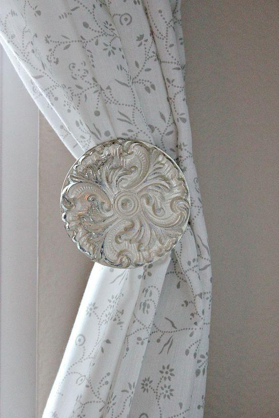 17 Best ideas about Curtain Holdbacks Inspiration on Pinterest ...
