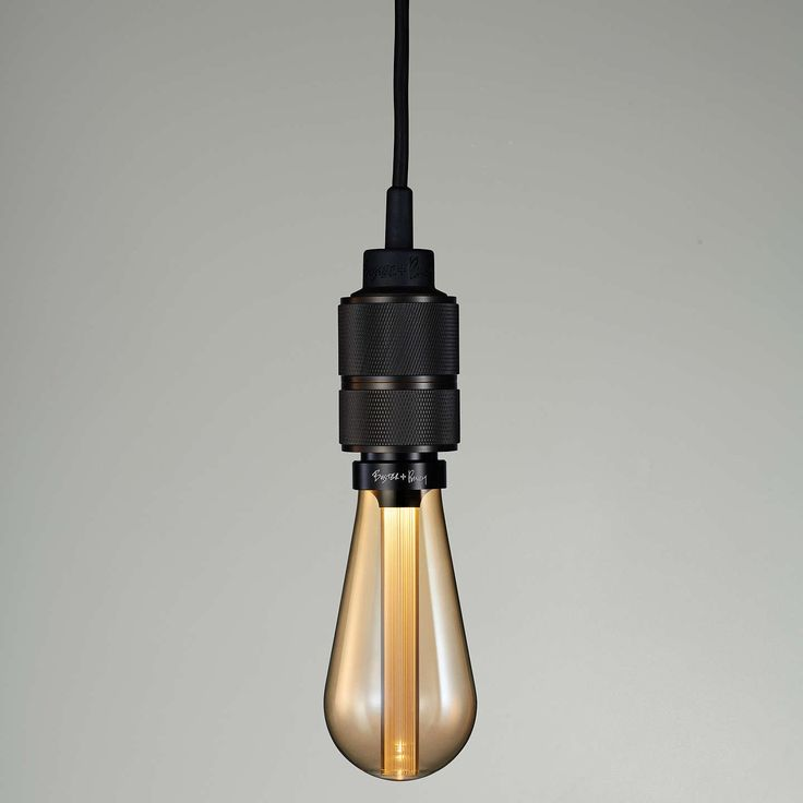 BuyBuster + Punch Hooked 1.0 Nude Pendant Ceiling Light, Smoked Bronze Online at johnlewis.com