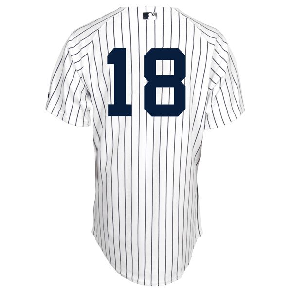 【送料無料】 黒田 博樹 / Hiroki Kuroda オーセンティック ジャージ Authentic Jersey (ニューヨーク ヤンキース/ホーム/#18)【楽天市場】