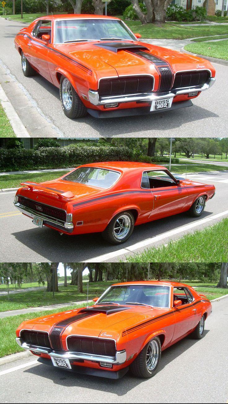 114 best mercury muscle images on Pinterest | Vintage cars, Vintage ...