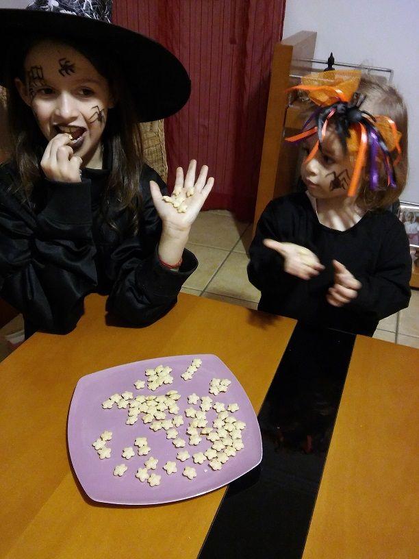 Noite das Bruxas com NutriPuffs da Cerelac #youzzCERELAC #adoroCERELAC