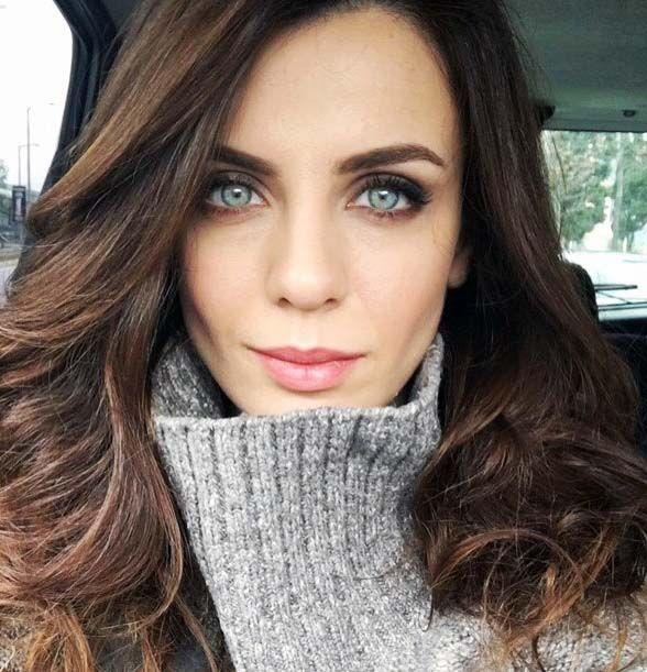 Başak Parlak - Turkish Actress