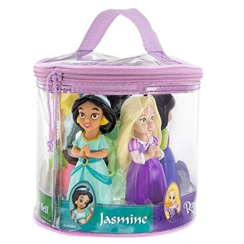 Our bubbly Disney Princess and Fairies Squeeze Toy Set features a handy carrying case, making these squeezable toys ideal for on-the-go dreaming. Five favorite