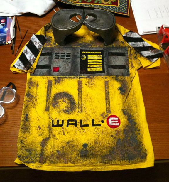 Picture of Wall-e Costume                                                                                                                                                                                 More