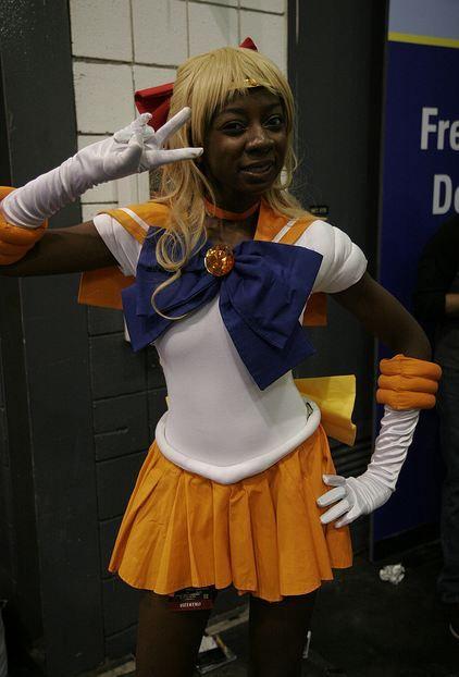 costume Black sailor moon