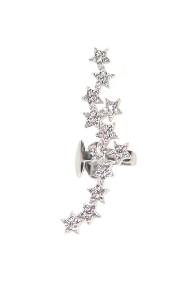 Kurshuni Star Ear Cuff