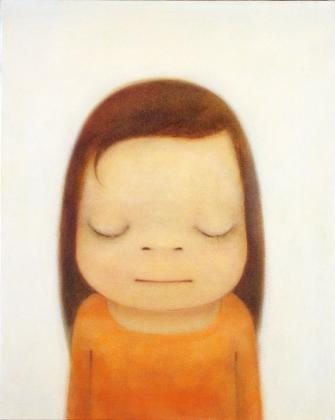 Yoshitomo nara. Lovely and calm.