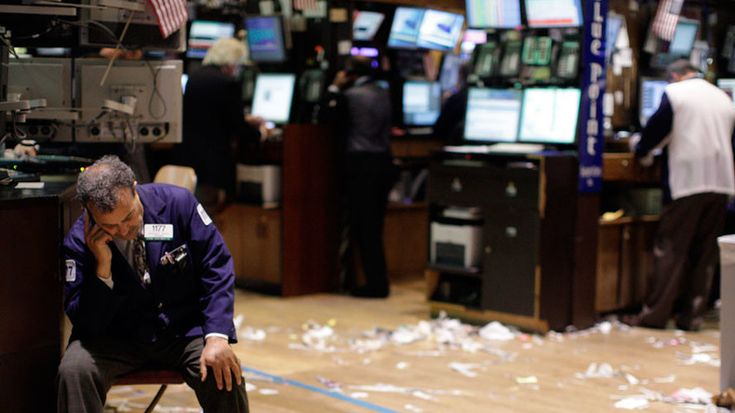 The technical analysis team at HSBC is warning recent stock market moves look eerily similar to just before 1987's 'Black Monday', which saw the largest one-day market crash in history.