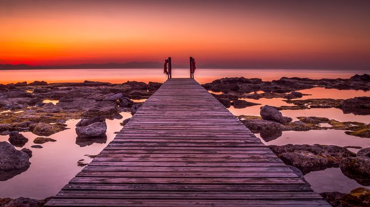 The way to sea... by Emmanuel Hatas on 500px