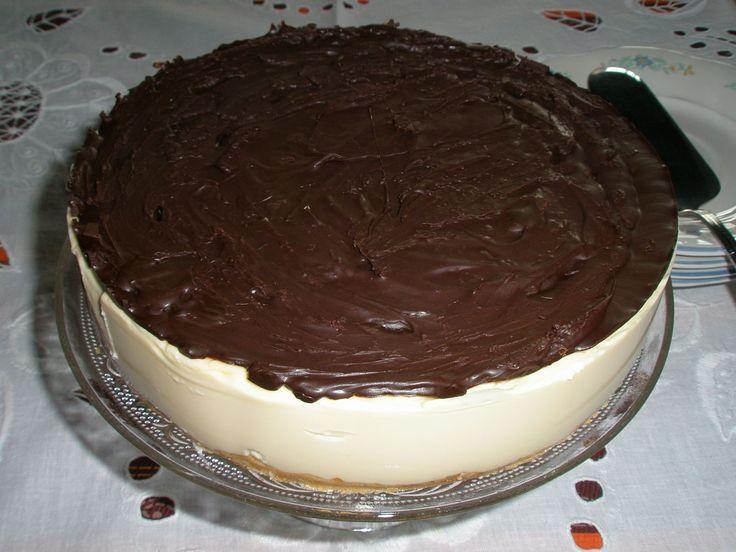 Tarta de queso crema y leche condensada sin horno (4.5 / 5)   – Tarta de queso