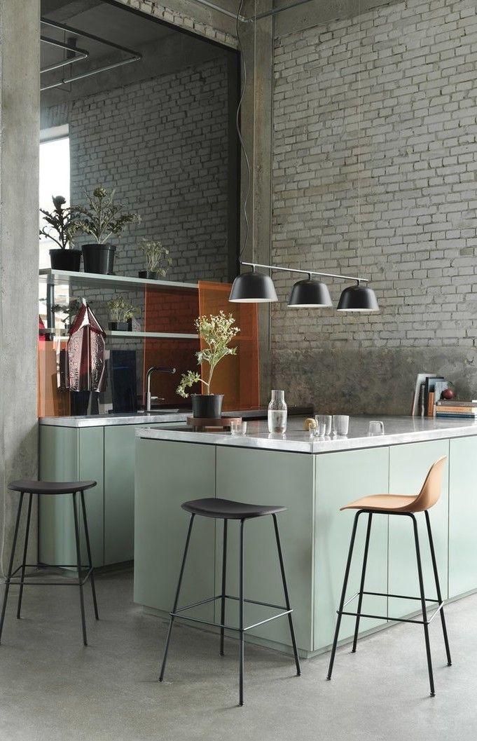 Ambit Rail Suspension By Muuto Muu 15422 Interior Design Kitchen Kitchen Interior Scandinavian Kitchen Design