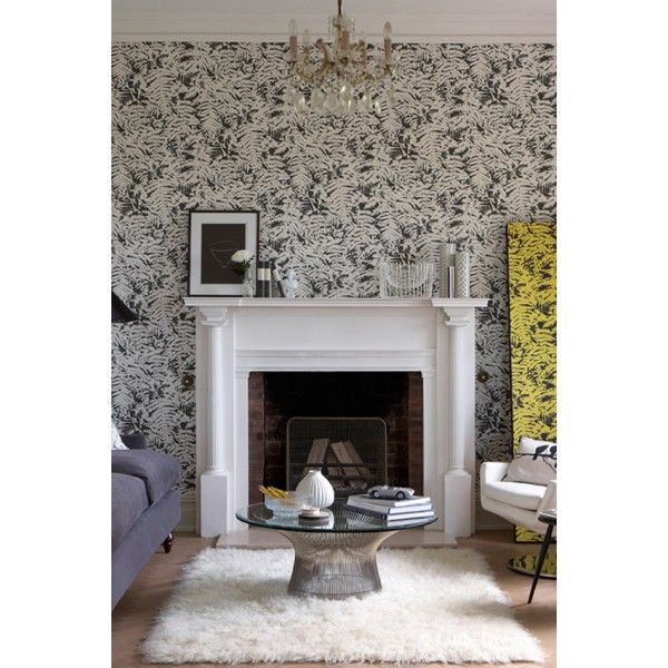 papier peint the little greene papiers peints direct vintage nature salon wallpaper. Black Bedroom Furniture Sets. Home Design Ideas