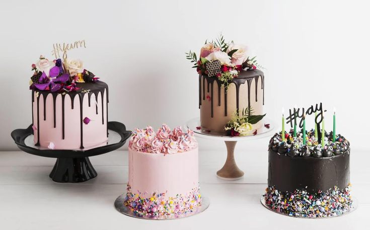 A party without a cake is just a meeting, right? So, with that in mind, we've decided to create the ultimate ode to cake, with our list of the best cake makers and dealers that Melbourne has to offer.