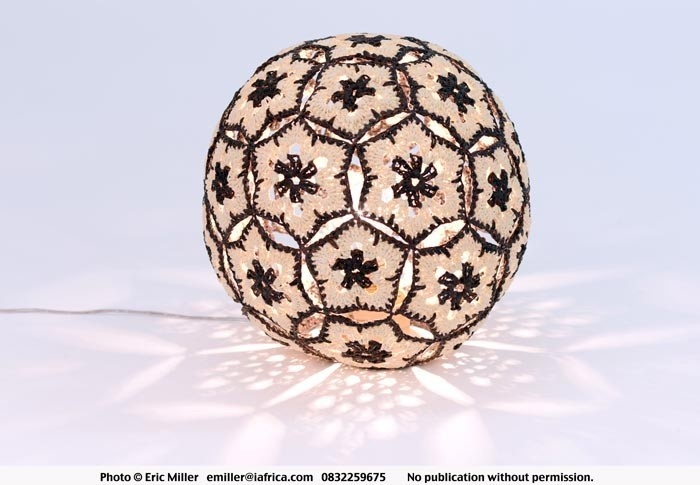 Light - crochetted - Jeanette Gibson