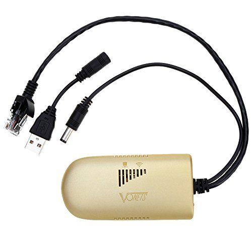 Vonets VAP11G-500 Mini High Power Wireless im Freien CPE WiFi Repeater 300Mbps Wireless Brücke Adapter mit Kleinkasten Entfernung 500 Meter für die PC Kamera TV Vonets http://www.amazon.de/dp/B0114OUOZQ/ref=cm_sw_r_pi_dp_W.w7vb0YQ30NA