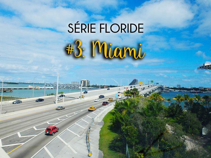 Pour ma troisième aventure en Floride, je me suis déplacée de West Palm Beach à Miami! J'ai repris le même service de train que pour mon trip à Hollywood Beachet j'ai payé le même tarif, même si Miami... Read More