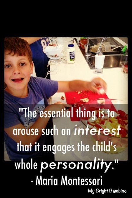 Encouraging interest in learning