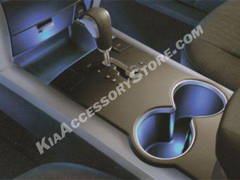 2011-16 Kia Sportage Interior Lighting Kit - A/T Only