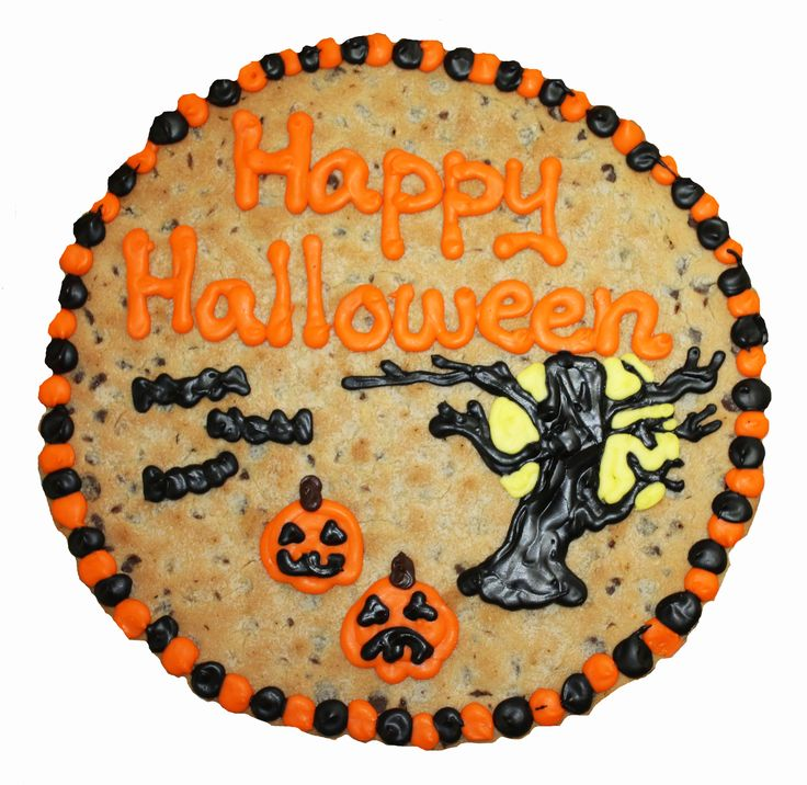 Halloween Cookiegram http://cookiegrams.com/ | Gifts ...