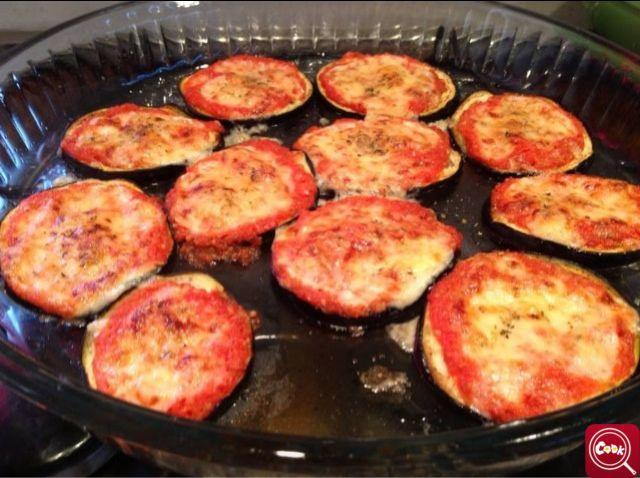 """""""pizzette di melanzane"""" di aloice, scopri la #ricetta su www.acook.it e scarica l' #app http://goo.gl/HajJnE #BuonAPPetito"""