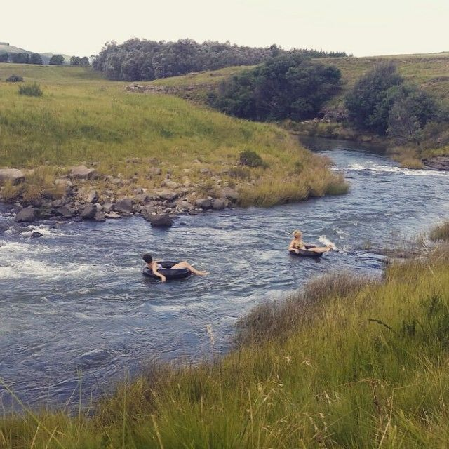Underberg | Go tubing down the river.