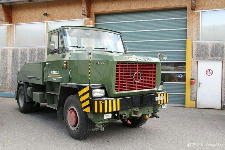 Pin By Urs Jocham On Ch Trucks Saurer Berna Fbw Mowag